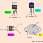 7805 5V voltage regulator datasheet
