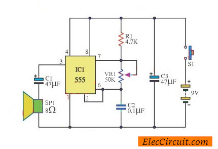 Article likewise Ir Detector Circuit also 91 Arduino Based Alarm Clock likewise General Purpose Alarm as well Watch. on alarm buzzer circuit