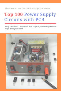 Top 100 power supply circuits