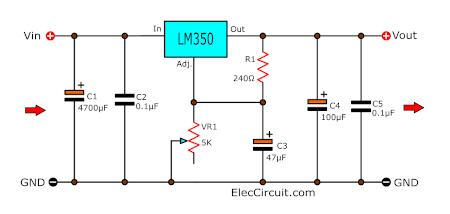 Capacitors filters