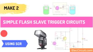 flash slave trigger circuit