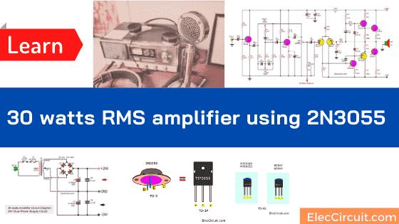 class a amplifier circuits eleccircuit com 1995 chevy suburban radio amplifier diagram #5