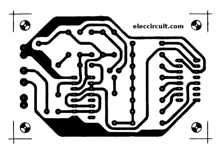 Sound Effect Generator Circuit Using Cd4040