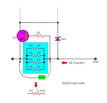 current limiting resistor works