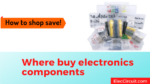 Where buy electronics components