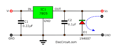 Output Polarity-Reversal-Protection Circuit
