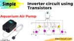 Simple inverter circuit using 6 transistors