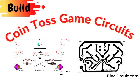 Electronic Game Circuit Electronic Pendulum